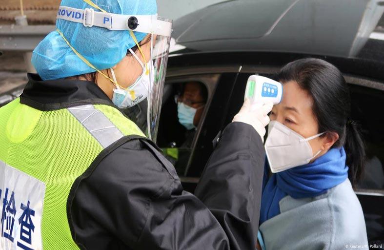 من هو أول ناقل لفيروس كورونا في بكين؟