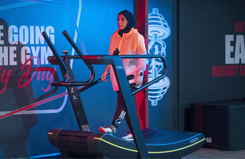 أكاديمية فاطمة بنت مبارك تطلق تحدي الـ 10 ملايين خطوة