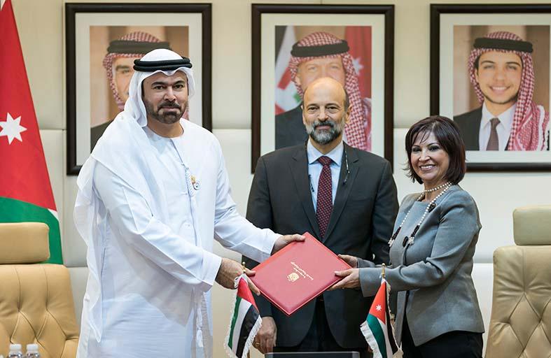الإمارات والأردن تتفقان على حزمة من المبادرات والمشاريع الاستراتيجية لتحديث الأداء الحكومي
