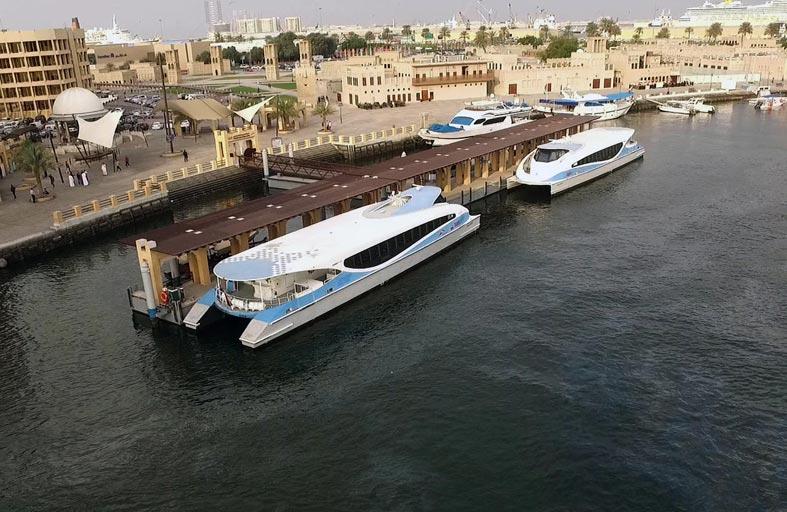 طرق دبي تعدل مواعيد تشغيل 3 من خطوط الفيري اعتبارا من أمس