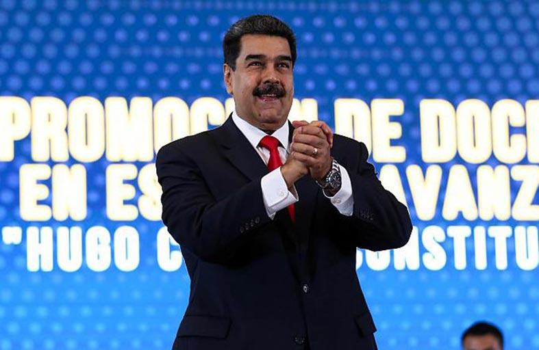 أمريكا توسع العقوبات على فنزويلا