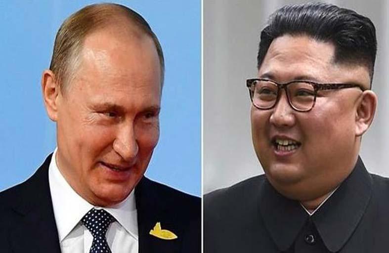بوتين مستعد للقاء الزعيم الكوري الشمالي