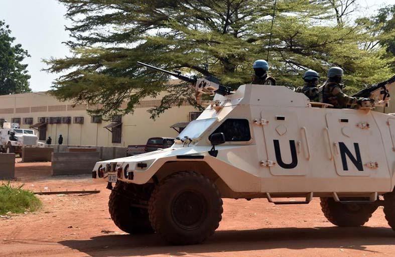 الأمم المتحدة تواجه صعوبات في افريقيا الوسطى