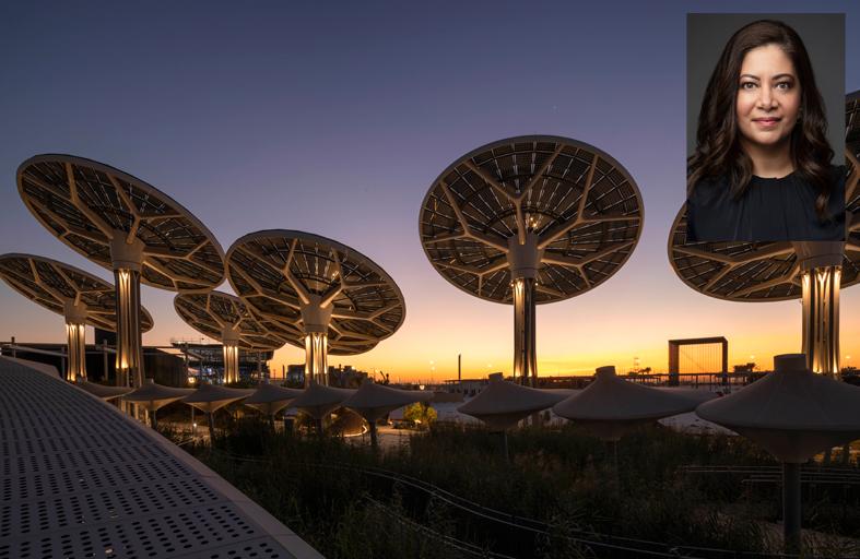 برنامج الإنسان وكوكب الأرض.. إكسبو 2020 دبي فرصة ذهبية للعمل معا لتخطي التحديات