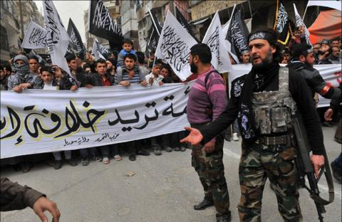 الجولاني يطرح مبادرة ويمهل تنظيم الدولة