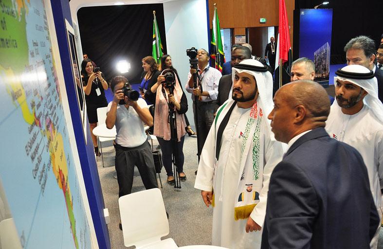 «دوم للمعارض» تستضيف معرض المواطنة والإقامة الدولي 2021 في أبوظبي
