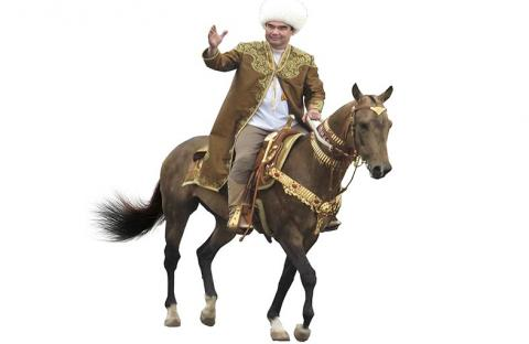 تركمانستان تحتفل بيوم الخيول بمهرجان رائع استمر 4 أيام