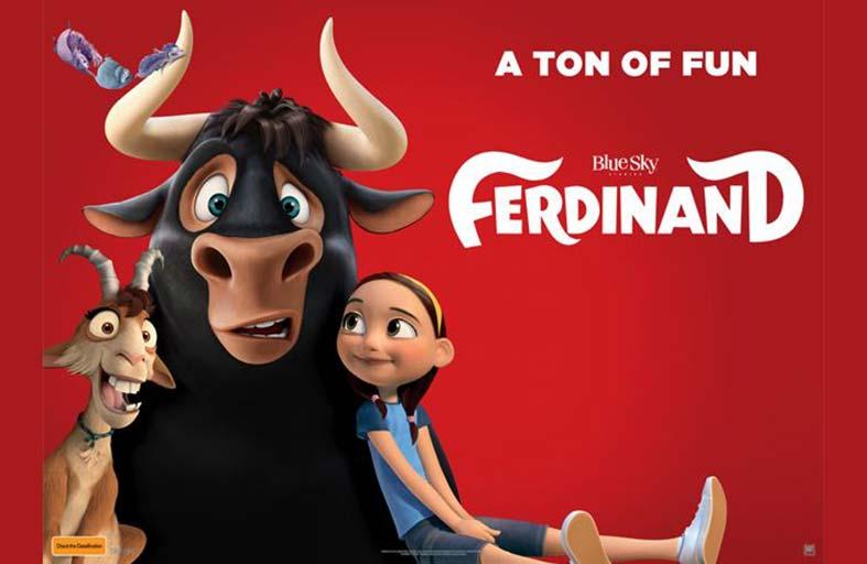 Ferdinand الفيلم يفتقر إلى البساطة والأناقة