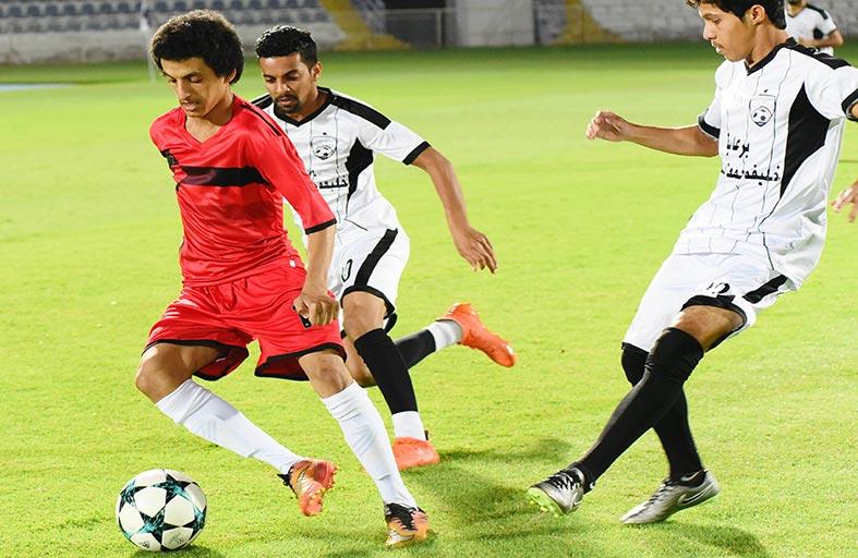 انطلاق مرحلة ربع نهائي بطولة عام التسامح للنادي المصري