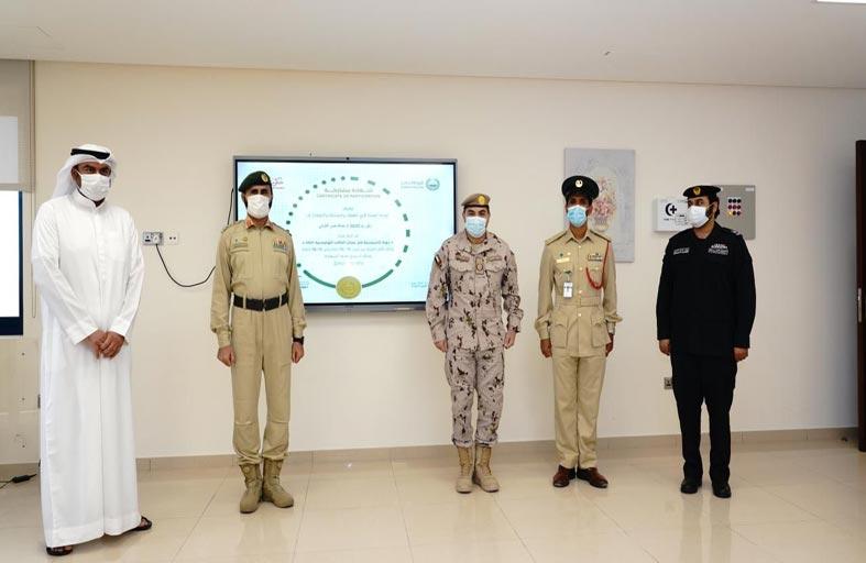 شرطة دبي تحتفل بتخريج الدورة التأسيسية في مجال K9