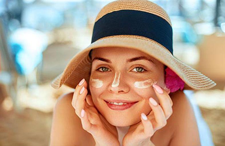5 عناصر طبيعية لعلاج حروق الشمس