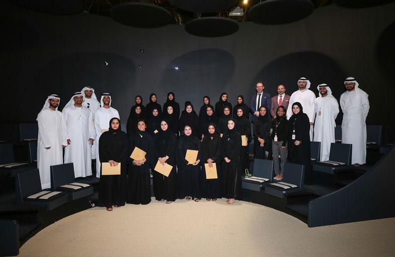 دائرة الثقافة والسياحة - أبوظبي تطلق برنامجاً مبتكراً لاكتشاف وتوظيف المواطنين الشباب
