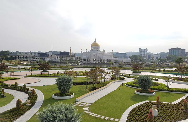 بروناي دار السلام وأرض الأحلام