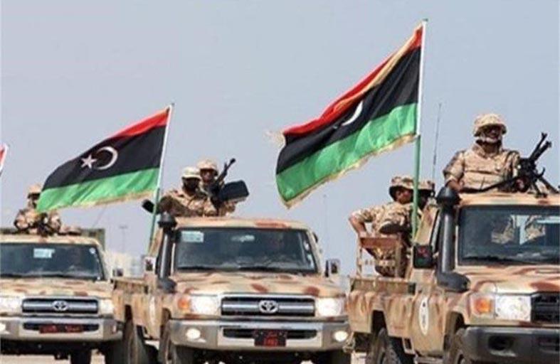الجيش الوطني الليبي يعلن سقوط طائرتين هليكوبتر في عملية عسكرية