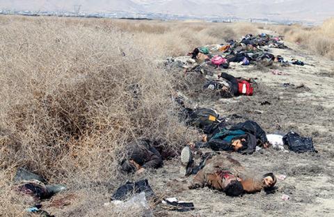 مقتل العشرات من النظام والمعارضة في ريف دمشق