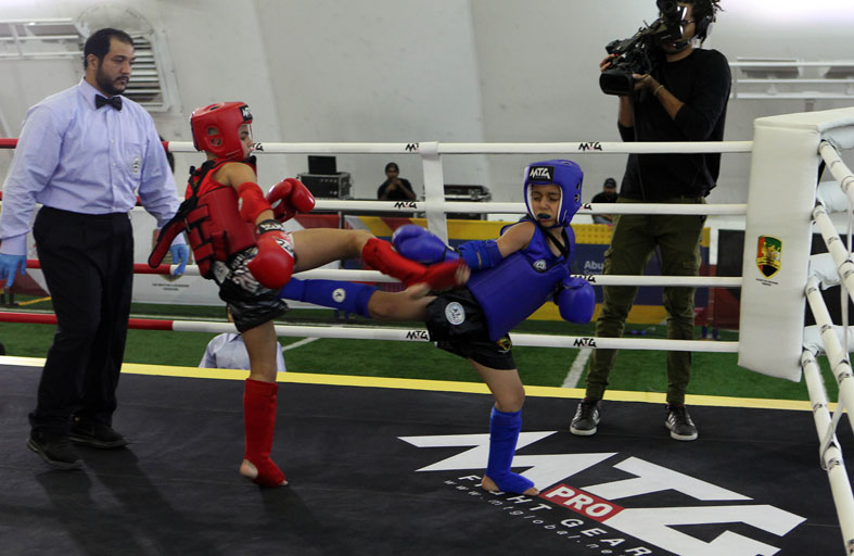 انطلاق بطولة الإمارات السنوية للمواي تاي الخميس المقبل