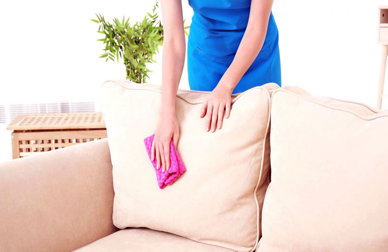 نصائح لتنظيف وسادات المقاعد