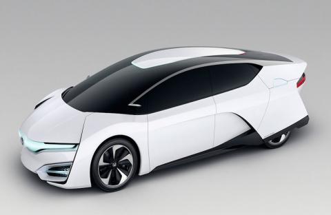 سيارات الهيدروجين بدأت تسير على الطرقات