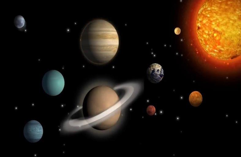 أدلة على وجود كوكب تاسع في المجموعة الشمسية