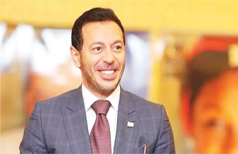 مصطفى شعبان يبدأ تحضيرات مسلسله الجديد