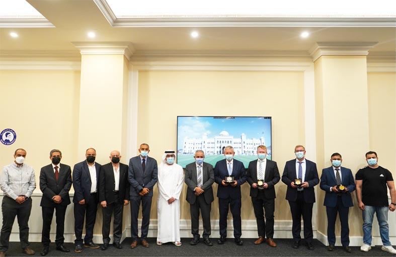 الأكاديمية العربية للعلوم والتكنولوجيا والنقل البحري فرع الشارقة تعتمد أنظمة
