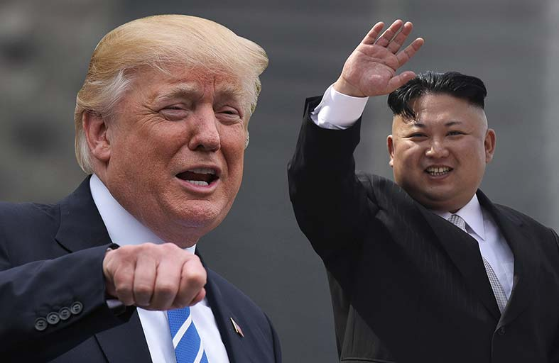 قمة ترامب وكيم.. تحركات دبلوماسية تكشف «المصير الغامض»