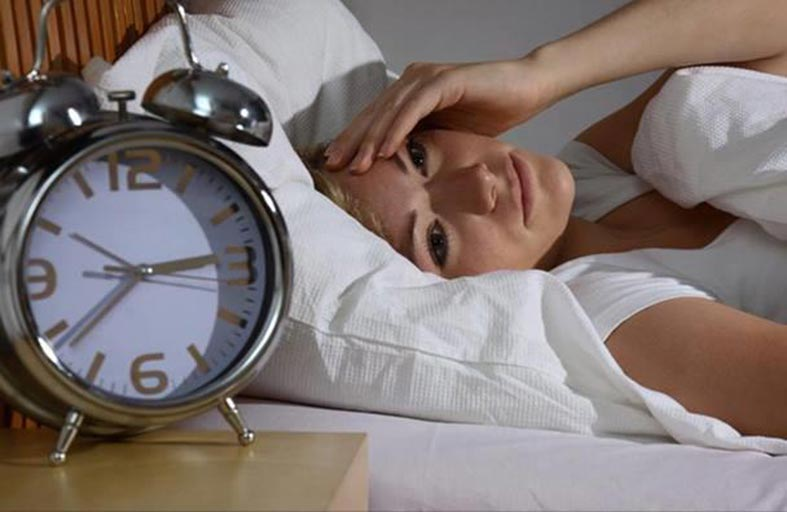 4 أمراض قد تسبب الأرق طوال الليل