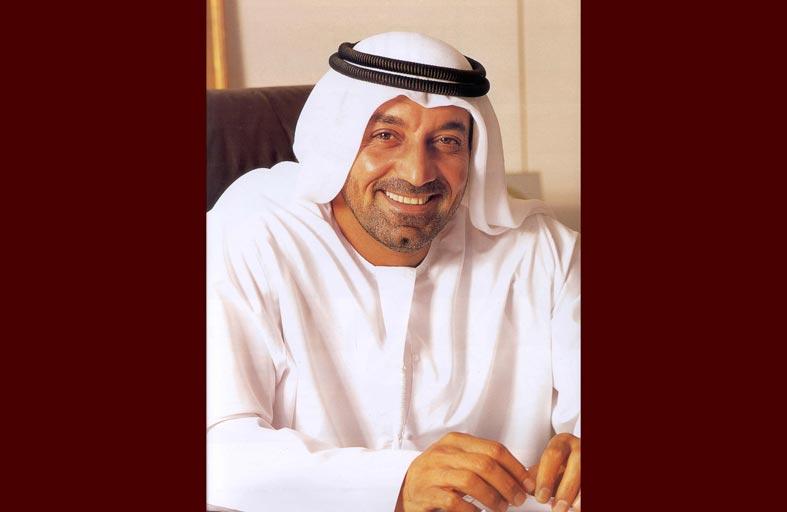 أحمد بن سعيد يستقبل وفدا مصريا في سوق السفر العربي 2021