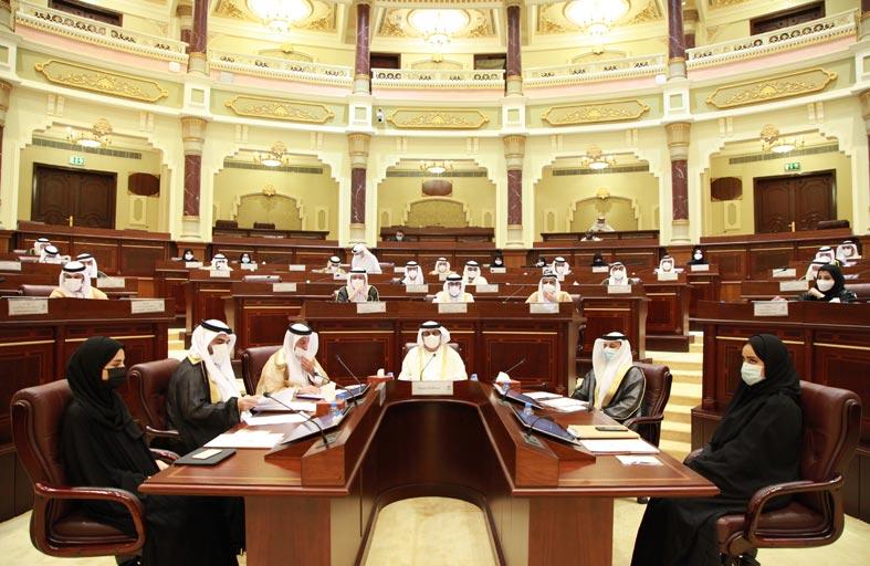 المجلس الاستشاري لإمارة الشارقة يطلع على مستجدات أعمال هيئة الطرق والمواصلات