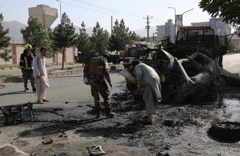 هجمات طالبان تضاعفت منذ توقيع الاتفاق مع واشنطن