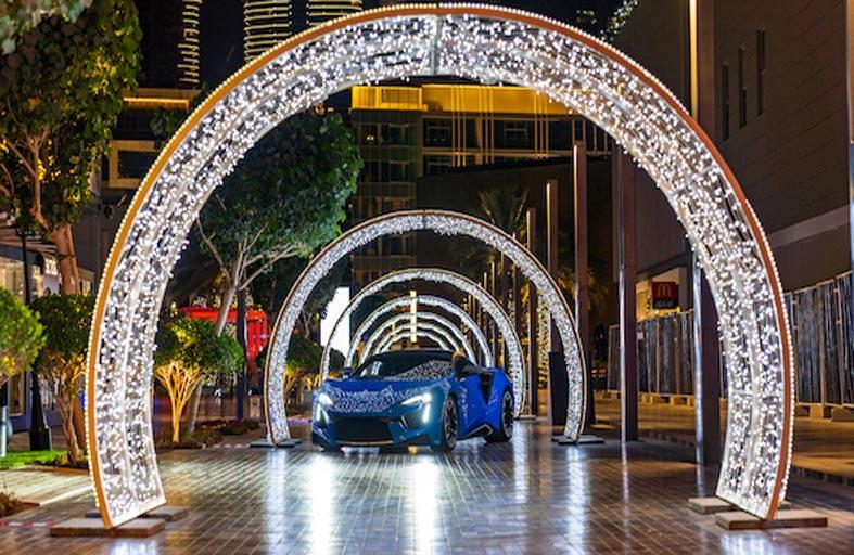 شراكة بين دبي للتسوق و دبليو موتورز  للفائز في سحب المهرجان 30 مايو المقبل