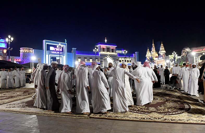 «دبي للثقافة» تسلط الضوء على حرفة سف الخوص من خلال مهرجان «دبي وتراثنا الحي»