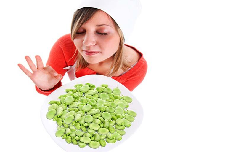 تعرفوا على معجزات فوائد الفول الأخضر لجسم الإنسان