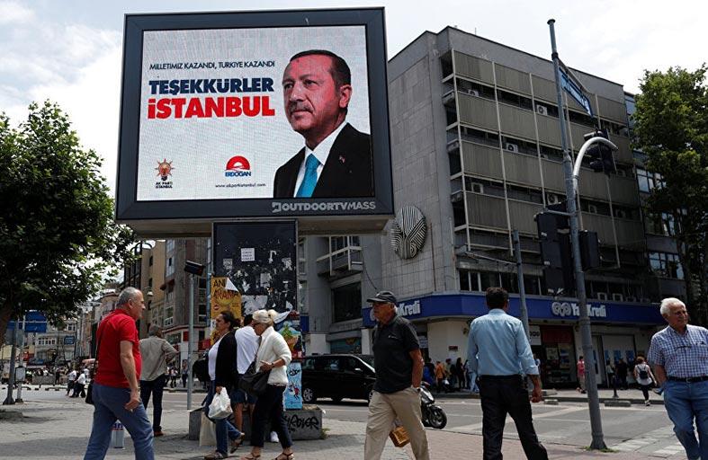ضغوط اقتصادية طويلة الأمد على حكومة أردوغان