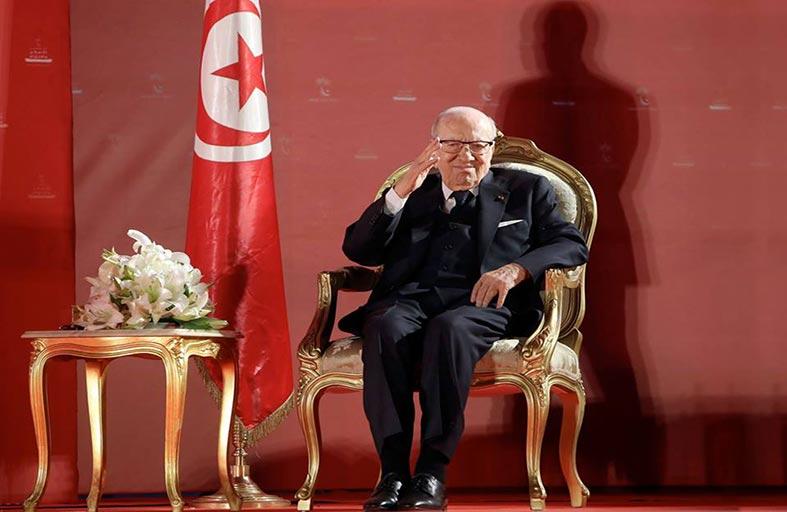 تونس: تفنيد إشاعة تدهور الحالة الصحية للسبسي