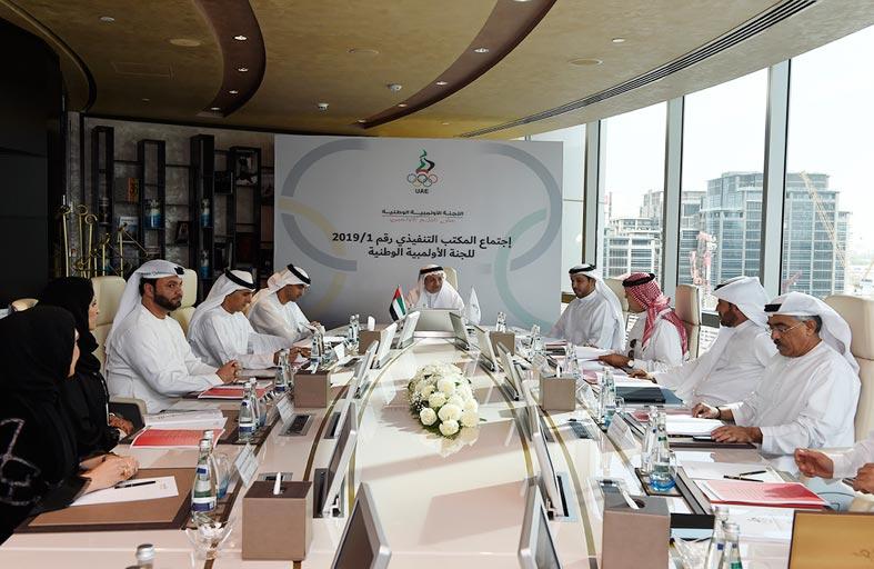 الأولمبيـــة الإماراتيـــة تعتمـــد 7 مـــارس موعـــدا لليـــوم الرياضـــي الوطنـــي