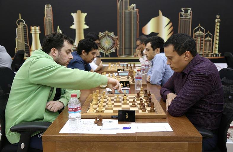 غادير غوسينوف بطلاً لدولية الشارقة الرمضانية للشطرنج الخاطف