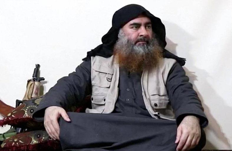 خارج سوريا والعراق.. خبير أمني يحدد موقع زعيم داعش