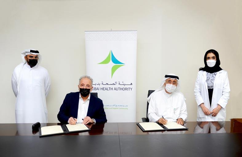 صحة دبي تعزز توظيفها للتقنيات والحلول الذكية