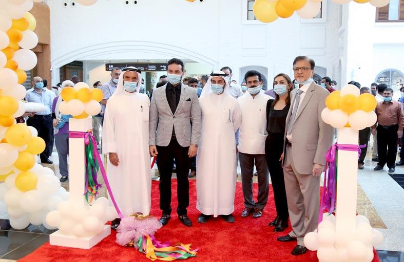 حول الإمارات للمفروشات المنزلية تفتتح أحدث متاجرها في كابيتال مول- أبوظبي