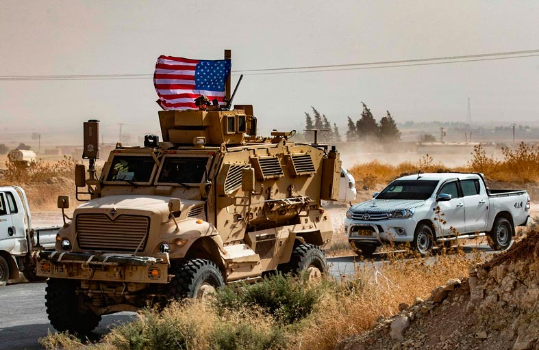 من هم المتأثرون بقرار سحب القوات الأمريكية من سوريا؟