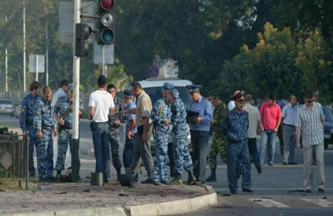 مقتل 4 من الأمن بانفجار في الشيشان