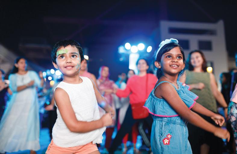 الجمهور على موعد مع فعاليات ترفيهية متنوعة وتخفيضات خلال مهرجان الأضواء  ديوالي