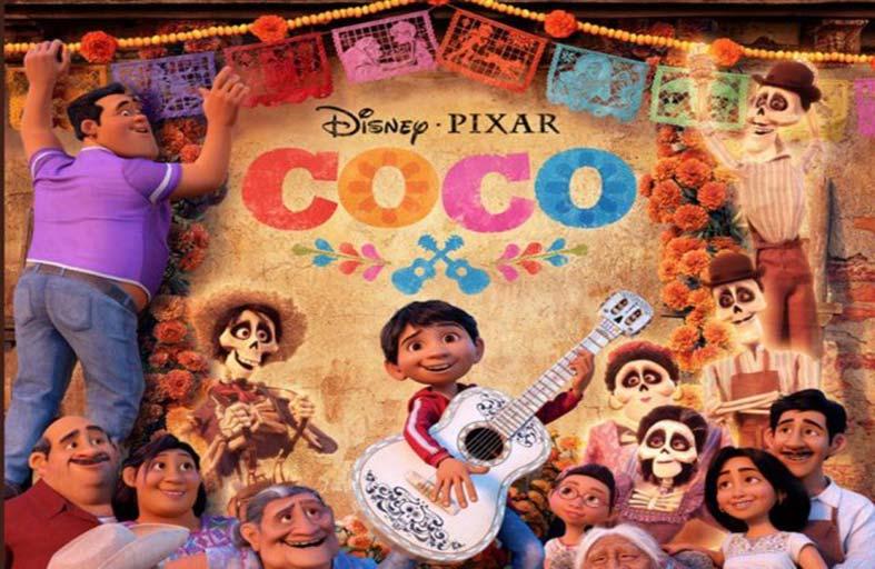 Coco... أول محاولة لاستكشاف مواد متعددة الثقافات