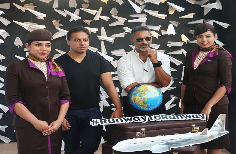 برنامج «من المدرج إلى منصة العرض» يتألق ضمن أسبوع لاكمي للموضة في مومباي