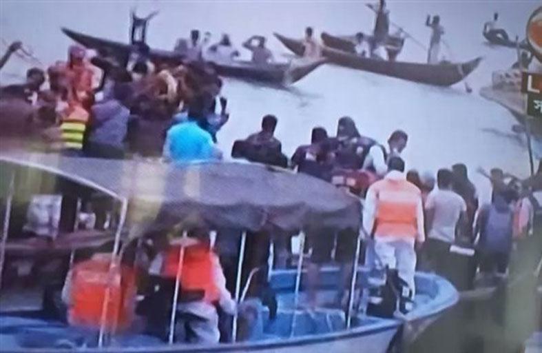 حادث عبارة في بنغلادش يوقع 23 قتيلا