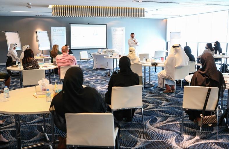 مبادلة للرعاية الصحية توفر برامج تدريب متخصصة ومعتمدة من معهد القيادة والإدارة البريطاني
