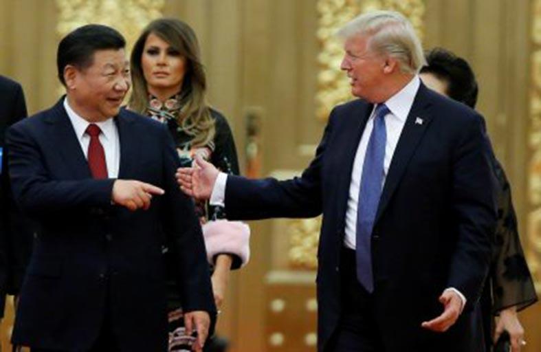 حرب باردة جديدة بين أمريكا والصين