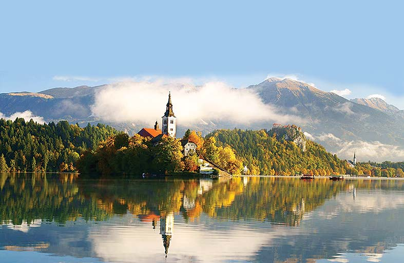 جوائز السفر والسياحة العالمية تضع سلوفينيا ضمن قائمة المرشحين على الفوز باللقب