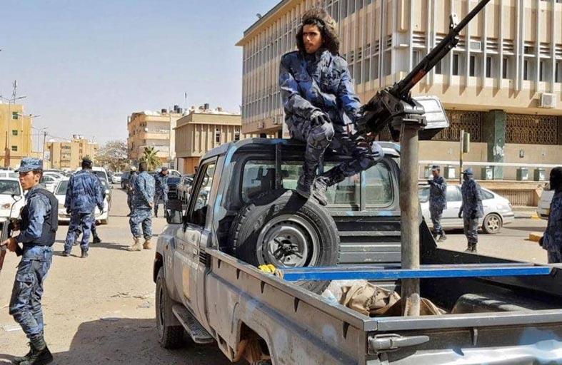 الجنوب الليبي.. ملاذ آمن للإرهاب والجريمة بمعاونة الإخوان